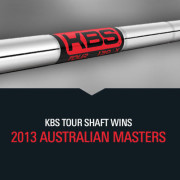 KBS Tour Shaft Wins