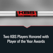 KBS Shafts Win Players Awards