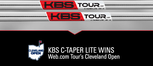 KBS C-Taper Lite Wins in Cleveland