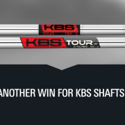 KBS Shaft C-Taper Wins Scottish Open