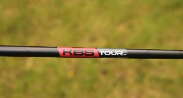 KBS Tour Matte Black Wedge Shaft